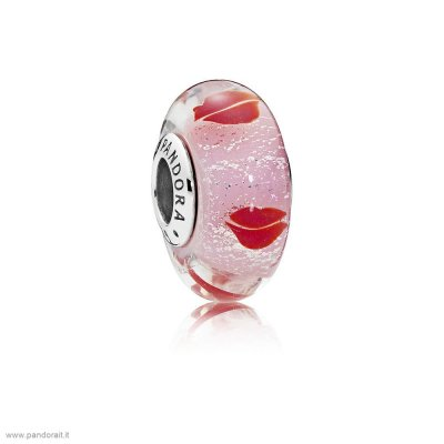 Pandora Sconto Bacioes All Around Charm Murano Glass