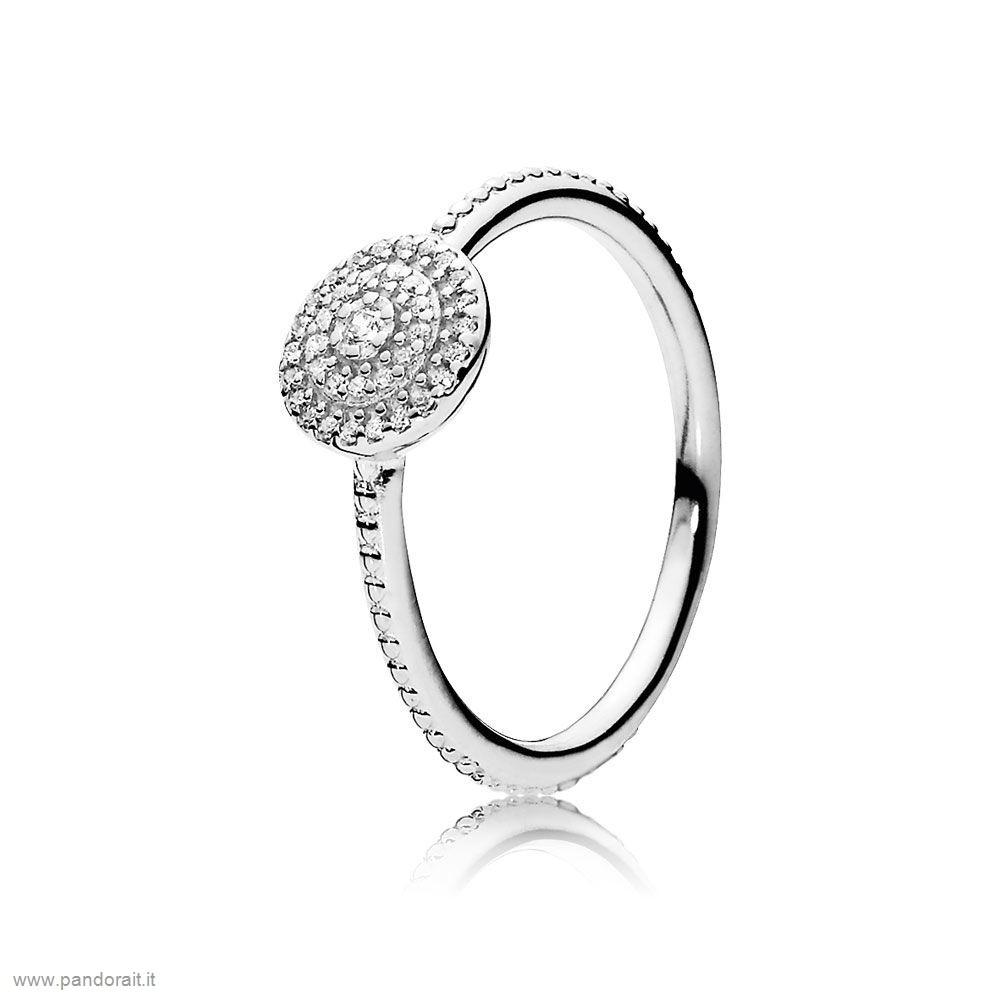 pandora anello margherita