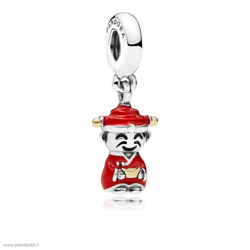 Pandora Sconto Fortune And Luck Hanging Charm